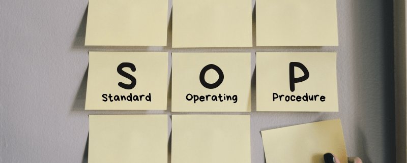 Rapidly And Cost Effectively Build Standard Operating Procedures (SOPs) With optidocs